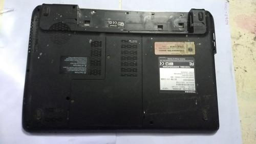 carcasa completa portatil toshiba l735-sp3102wl (3034)
