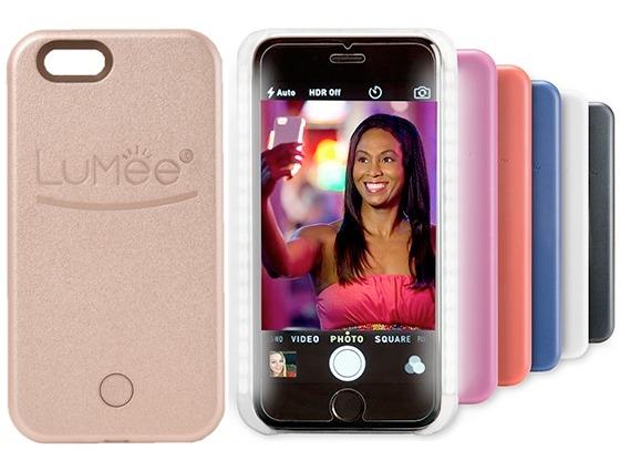 carcasa con luz iphone 6s