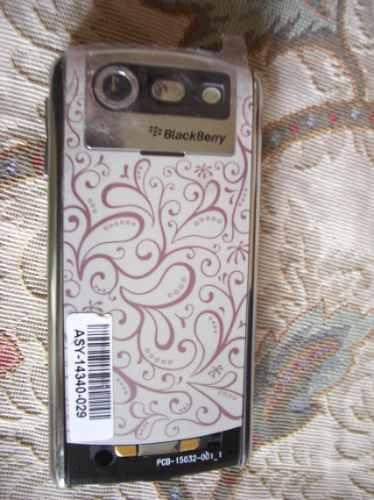 carcasa cover blackberry 8110 8120 original pedido