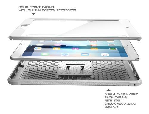carcasa c/protector d/pantalla supcase ubpro p/ipad 9.7 2017