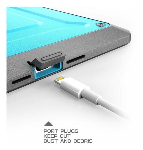 carcasa c/protector d/pantalla supcase ubpro p/ipad mini 5/4