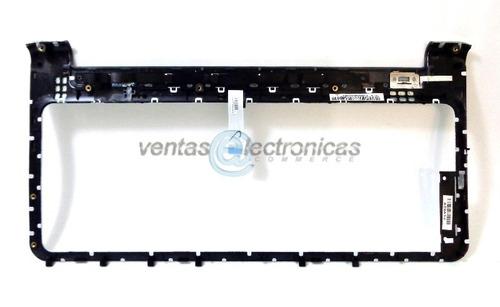 carcasa cubierta de teclado para hp pavilion dv4 blanca ipp4