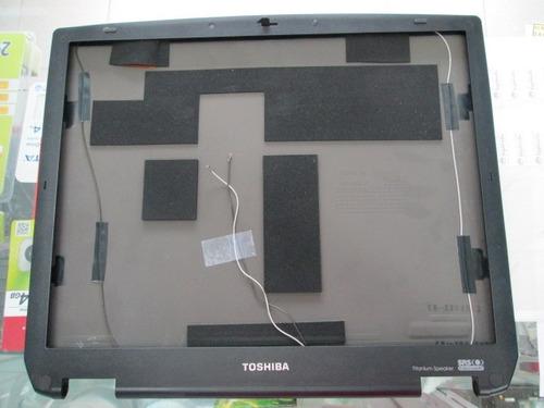 carcasa cubre display toshiba satellite a40-sp151