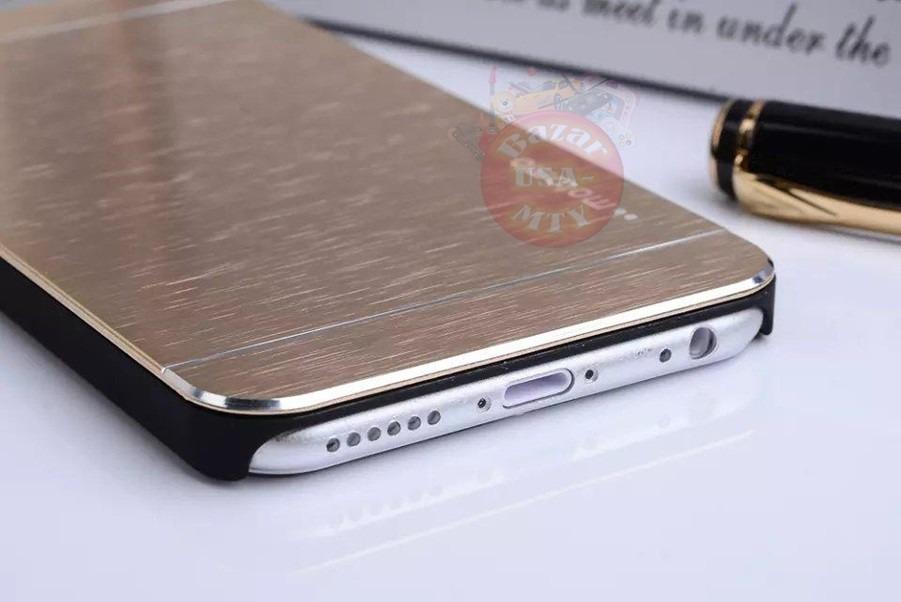 iphone 6s carcasa aluminio