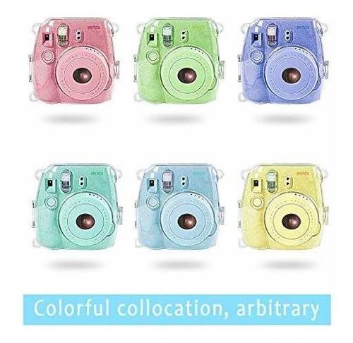 carcasa de cámara compatible para fujifilm instax mini