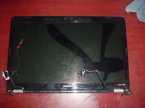 carcasa  de display completa compaq presario cq62