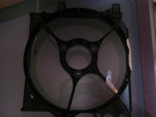 carcasa de electro ventilador nissan sentra b13/b14