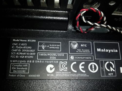 carcasa de hp compaq cq1-1403 all in one