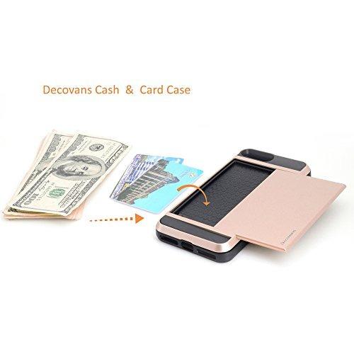 cbaa2a56216 Carcasa De La Ranura Para Tarjeta Para iPhone 7 Plus / Iphon ...