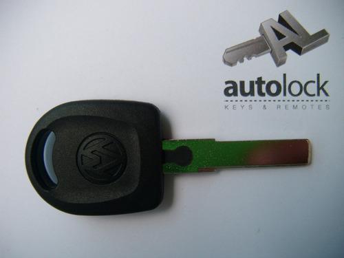 carcasa de llave para volkswagen touareg beetle passat jetta