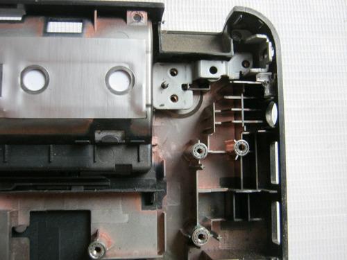 carcasa de motherboard inferior o base laptops compaq cq43