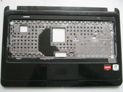 carcasa de motherboard superior con touchpad compaq cq43