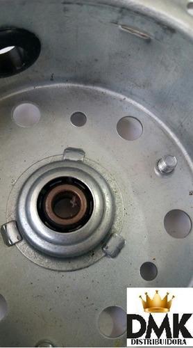 carcasa de motor con bocinas ventilador mini huracan krk