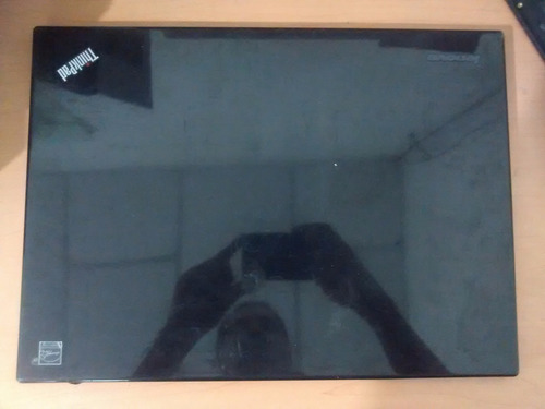 carcasa de pantalla con marco lenovo thinkpad sl500