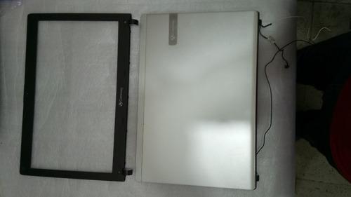 carcasa de pantalla gateway id49c02m