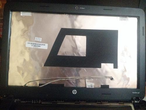 carcasa de pantalla hp pavilion g4 + teclado