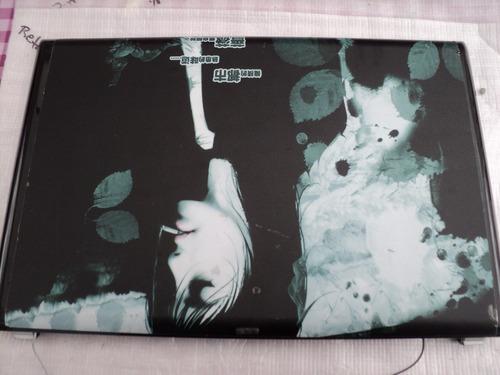 carcasa de pantalla samsung r520  np-r520