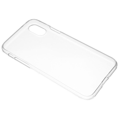 carcasa de silicona transparente para iphone xs max