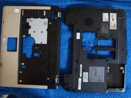carcasa de tarjeta madre para laptop toshiba a105-s4254
