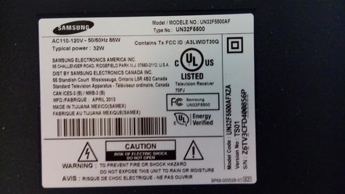 carcasa de tv smart tv samsung un32f5500