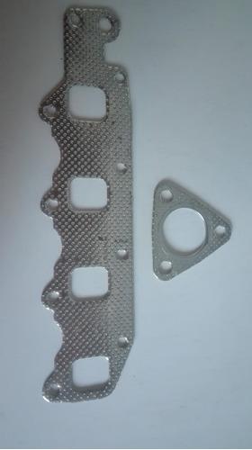 carcasa del termostáto del motor empaque múltiple de escape