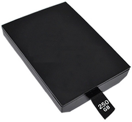 carcasa disco duro xbox 360 slim