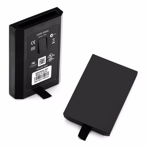 carcasa disco rígido case holder xbox 360 slim