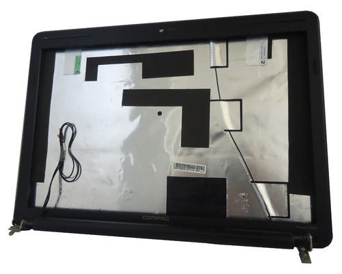 carcasa display compaq cq40 negro 487284-001