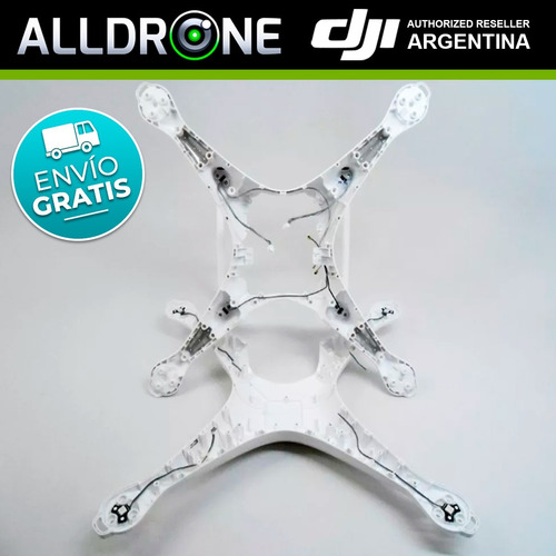 carcasa dji phantom 4 repuesto drone nuevas original