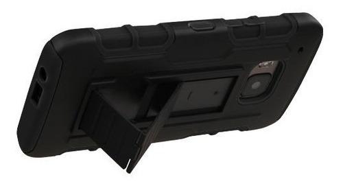 carcasa estuche protector htc one m9 hybrid rubber hard