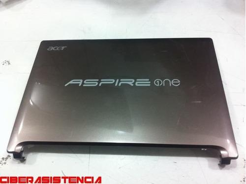 carcasa exterior monitor netbook acer aspire one d255e-1449