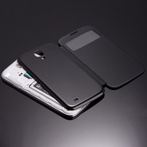 carcasa flip cover para samsung galaxy s4 i9500
