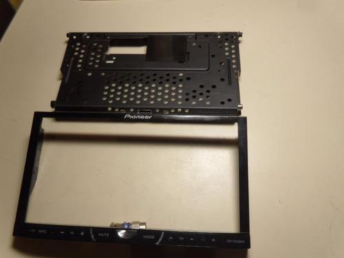 carcasa frontal  para pantallas pioneer avh -4400bh