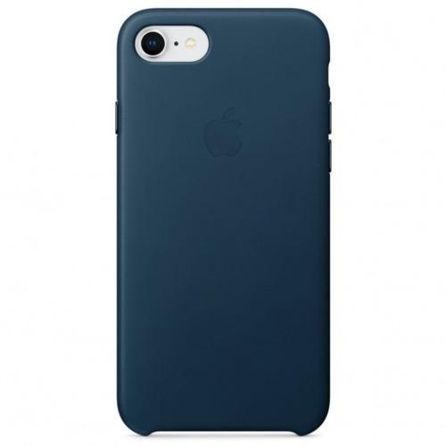 carcasa funda de silicona iphone 7 y 8 azul cosmo