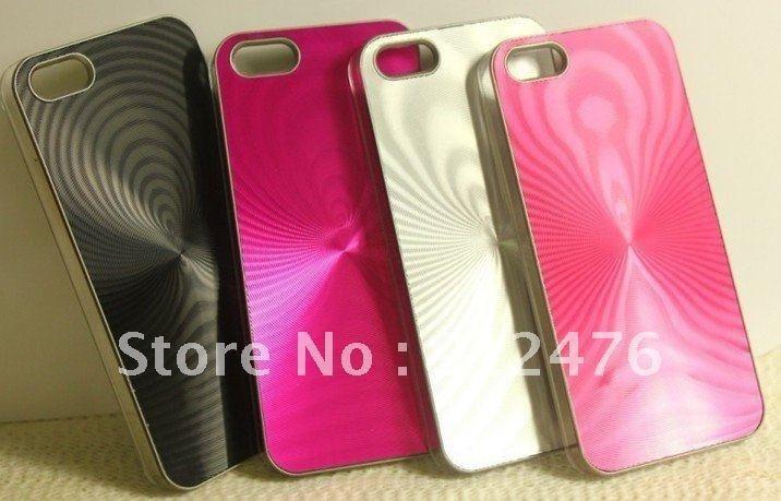f94765ee95f Carcasa Funda iPhone 5 Aluminio , Negro, Plateado Y Rosa - $ 79,99 ...