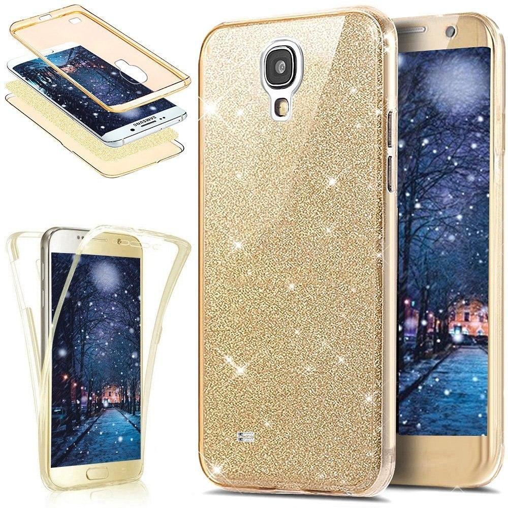 carcasa samsung galaxy s4 gold