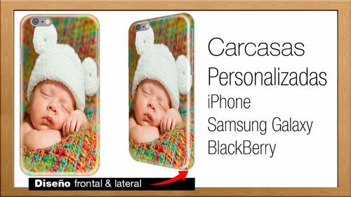 carcasa funda personalizada iphone 6 plus 5s 5 4s 7 s case x