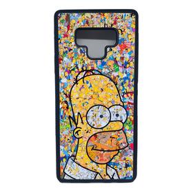 Carcasa Galaxy Note 9 Homero Simpson (antigolpes)
