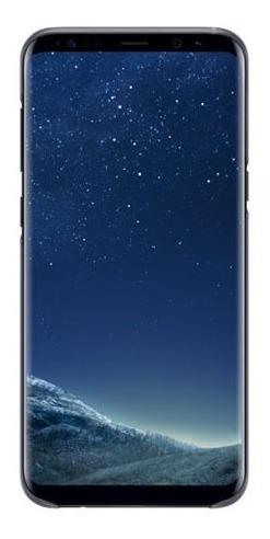 carcasa galaxy s8 plus samsung clear cover obscura original