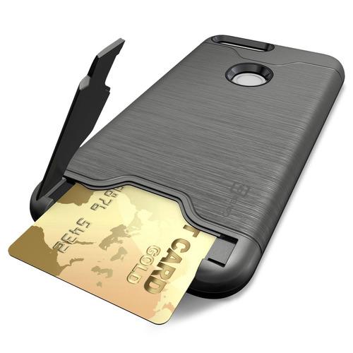 carcasa google pixel case, coveron securecard series slim