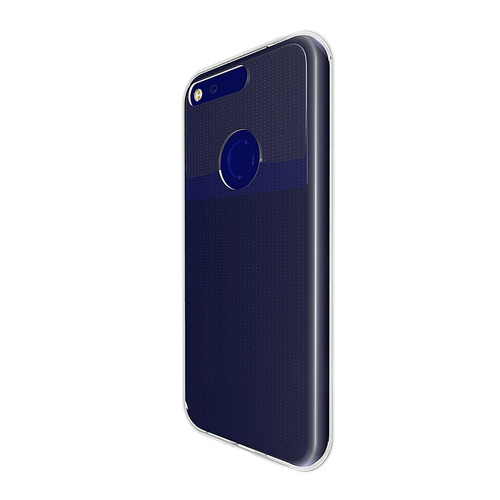 carcasa google pixel case, toughbox crystal series slim-f