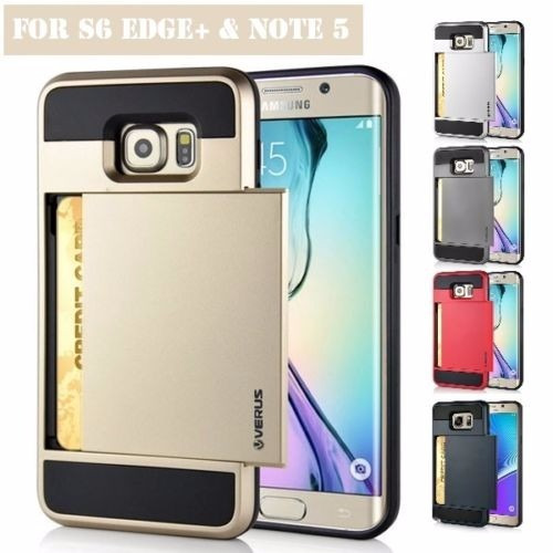 carcasa hibrido para samsung galaxy s6 edge plus / note 5