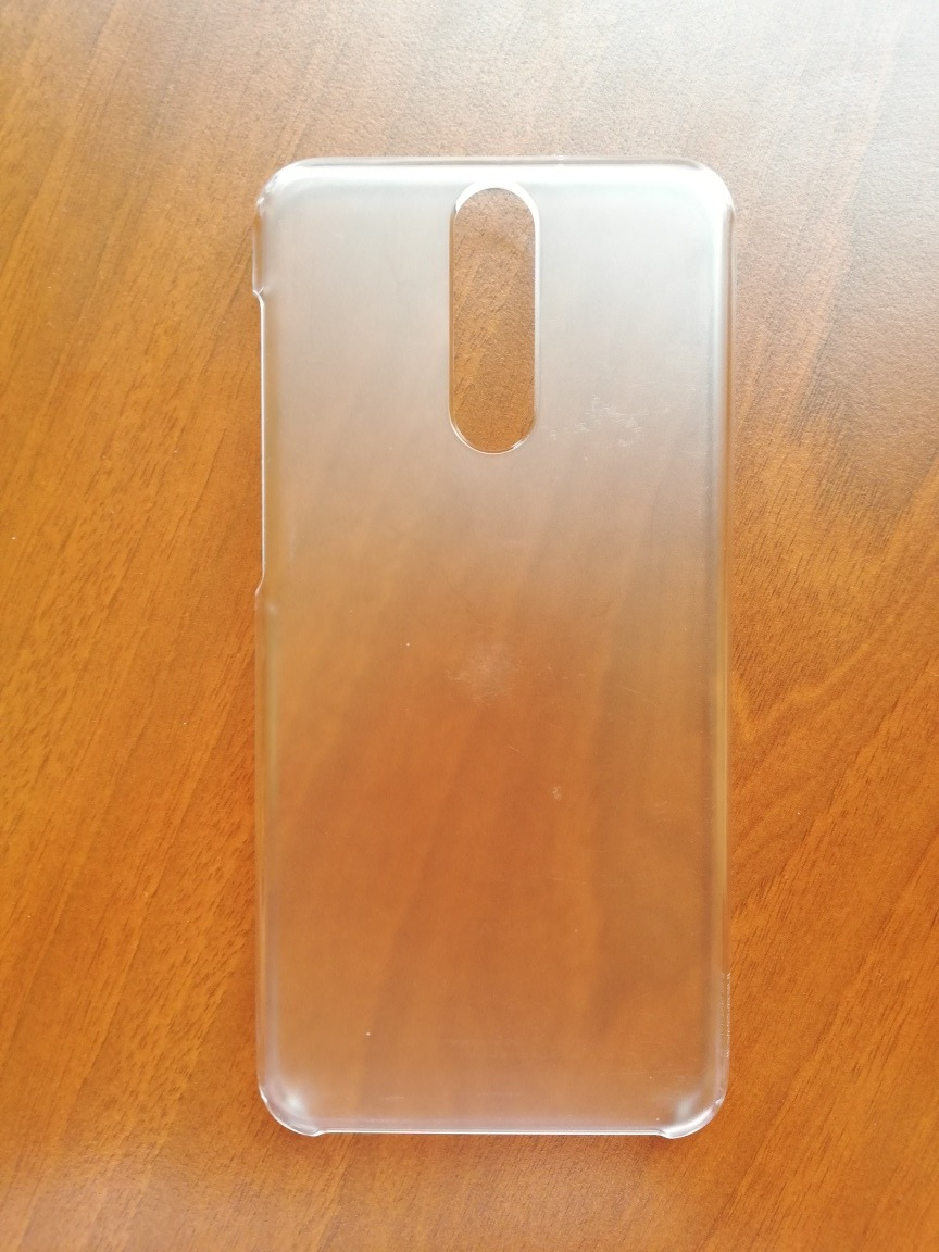 carcasas huawei mate 10 transparente