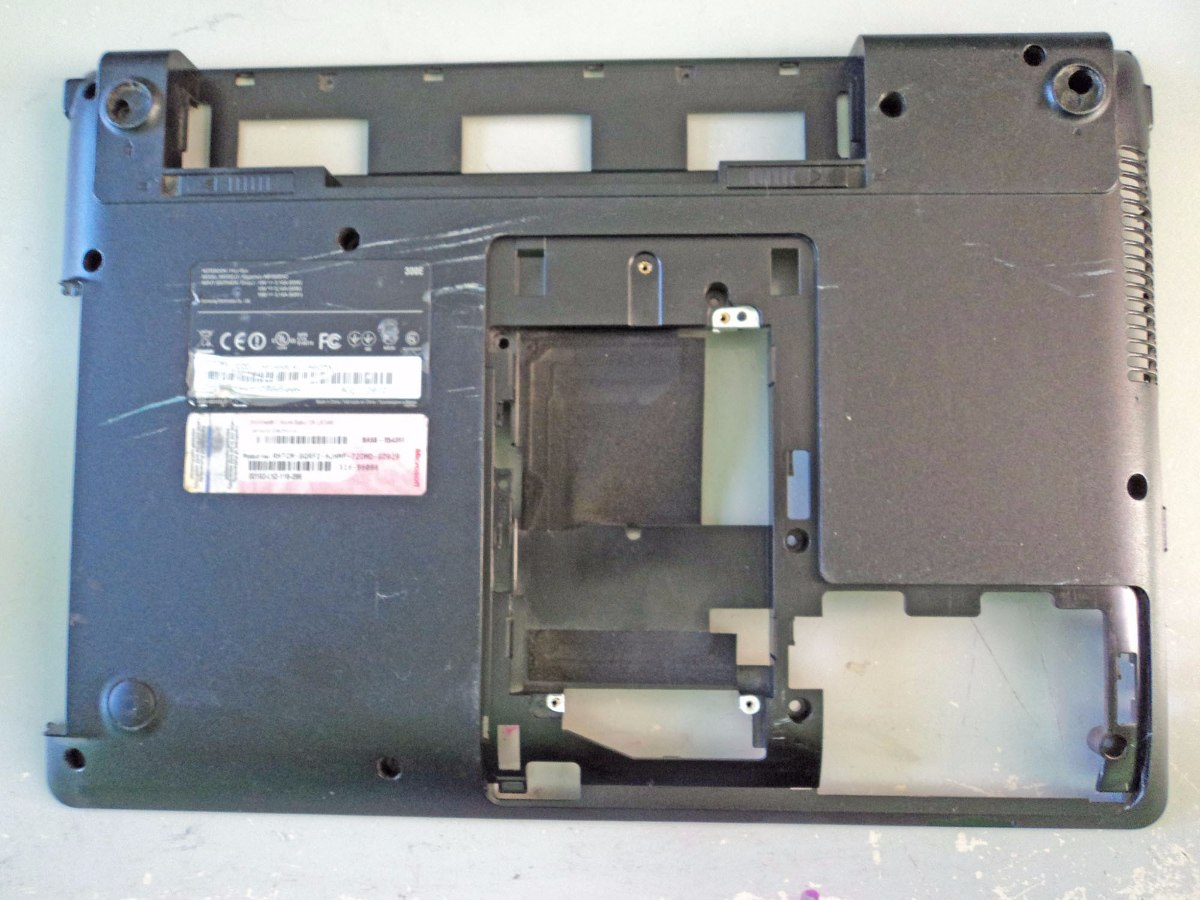 carcasa samsung np300e4a