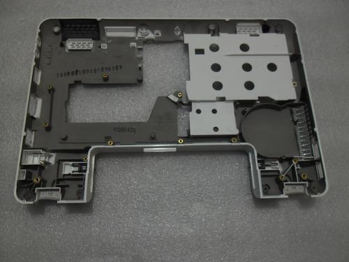 carcasa inferior blanca netbook bangho b-n0x1 fit
