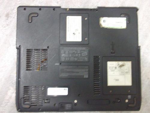carcasa inferior compaq presario nx9010  vbf