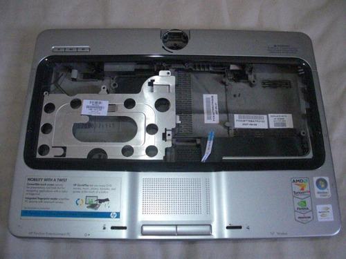 carcasa inferior completa laptop hp tx 1000 pavilion