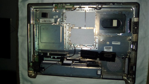 carcasa inferior de compaq presario f700