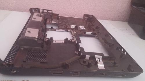 carcasa inferior de laptop hp presario cq50