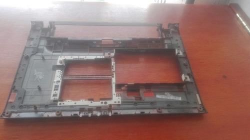 carcasa inferior  mini laptop sony